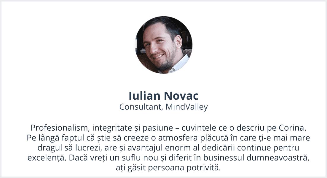 iulian-novac-testimonial